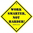 Work Smarter – Not More